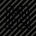 break, different, head, human, labyrinth, maze, research icon