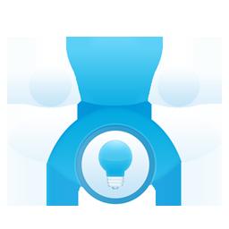group, idea icon