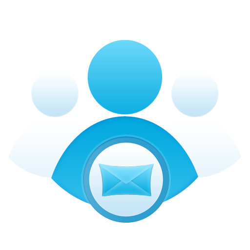 group, mail icon