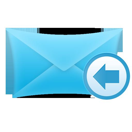 mail, recieve icon