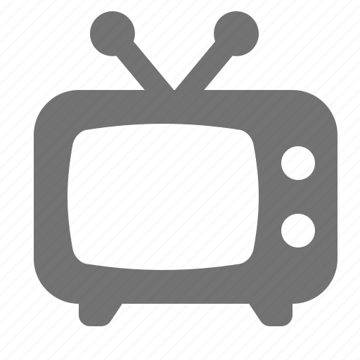 classic, entertainment, set, show, television, tv, video icon