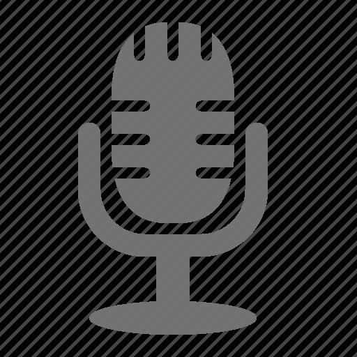 broadcast, microphone, radio, show, talkshow icon