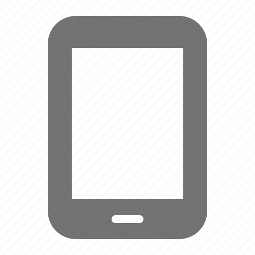 gadget, mobile, portable, tablet, technology, touchscreen icon