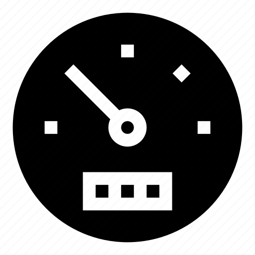 Dashboard, gauge, measure, measurement, pressure icon - Download on Iconfinder