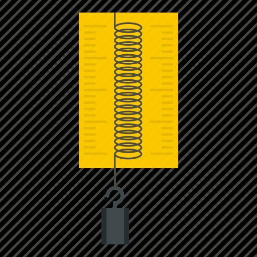 children, hook, measure, measurement, newton, physics, scale icon