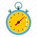 minute, second, speed, sport, stopwatch, time, timer icon
