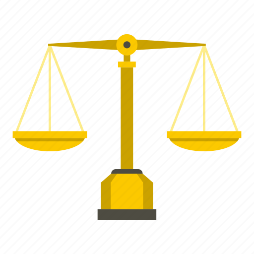 balance, decision, judge, justice, law, scale, weight icon