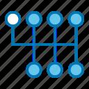 gear, mechanic, settings, shift icon