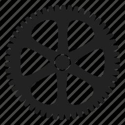 cogwheel, configuration, configure, gear, gearwheel, machinery, mechanics, pinion, rackwheel, screw, settings, steel, tool, tools, wheel icon