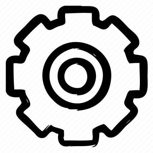 car, garage, gear, mechanican, repair, workshop icon