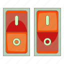 electric, energy, switch, tool icon