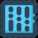 adjustment, filter, media, settings, volume