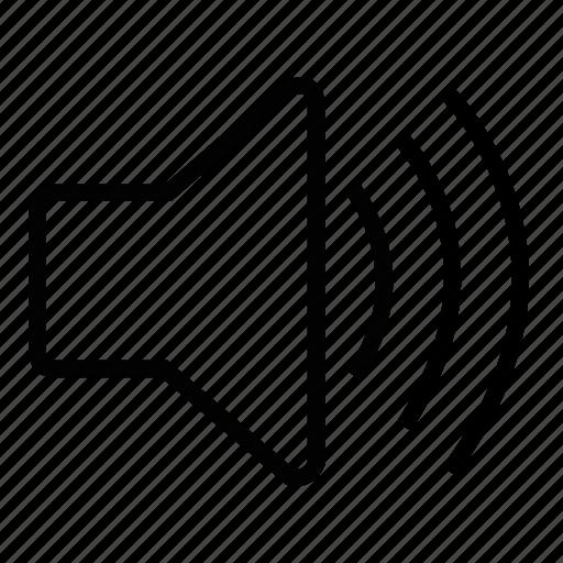 controlsound, controlvolume, speaker, voicespeaker, volume icon