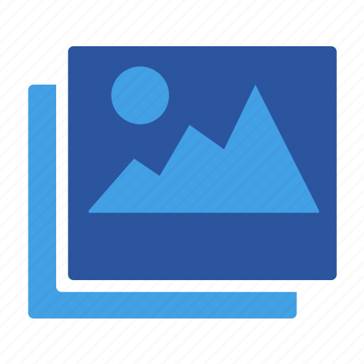 Imagegallery, gallery, images, media, photogallery, photos icon - Download on Iconfinder