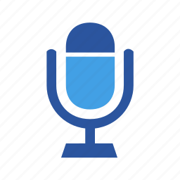 mic, microphone, mike, recording, sound, speaker, volume icon