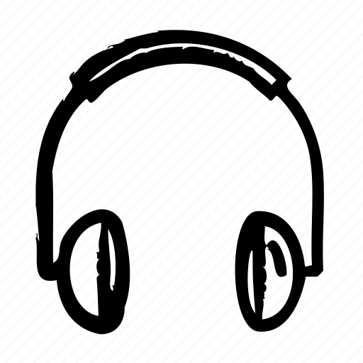 audio, headphones, media, multimedia, technology, video icon