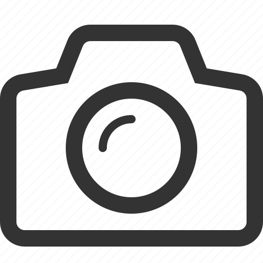 camera, digital camera, dslr, image, upload image icon