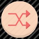 arrow, arrows, random, shuffle