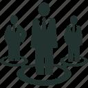 career, community, line, networking, people, team, teamwork