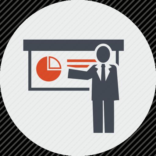 education, line, people, presentation, seo, trainings, website icon