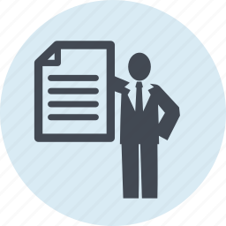 brief, client, design, document, graphic, line, people icon