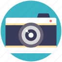camera, flash camera, photo camera, photographic camera, retro cam icon