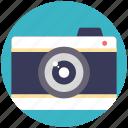 camera, flash camera, photo camera, photographic camera, retro cam icon
