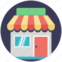 marketplace, retailer shop, shop, small store, store icon