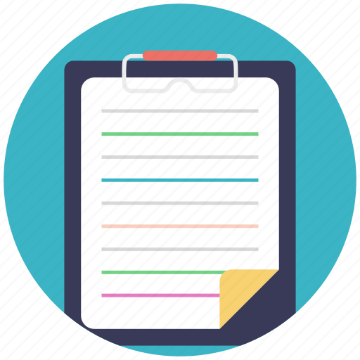 archive, clipboard document, clipboard text file, document, file icon