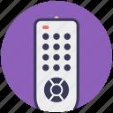 cd control, controlling device, dvd remote, remote control, tv control icon