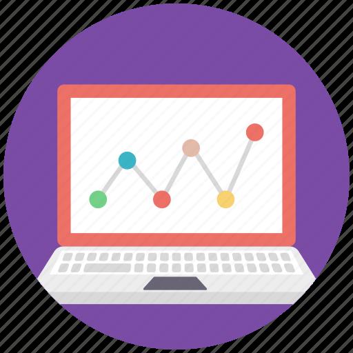 online analysis, seo performance, web analysis, web analytics, website dashboard icon