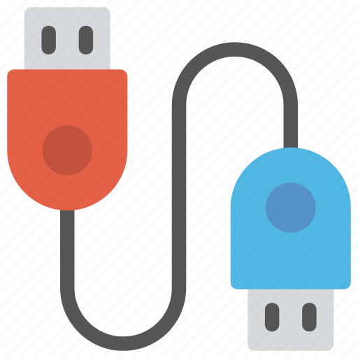 data cable connector, usb charging port, usb connection interface, usb connector, usb cord icon