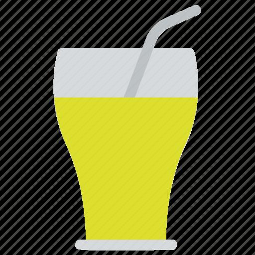 drink with straw, lemon juice, lemonade, soda, soft drink icon