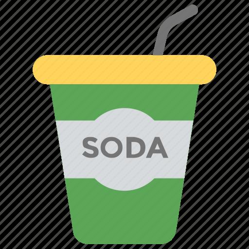 drink, soda, soda pop, soda water, soft drink icon