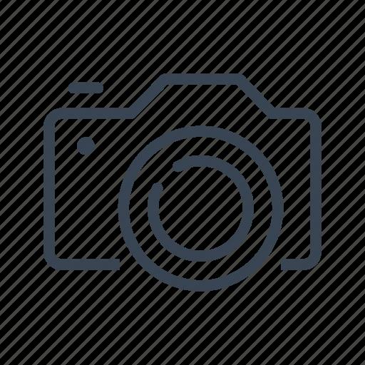Camera, digital, dslr, photography, reflex icon - Download on Iconfinder