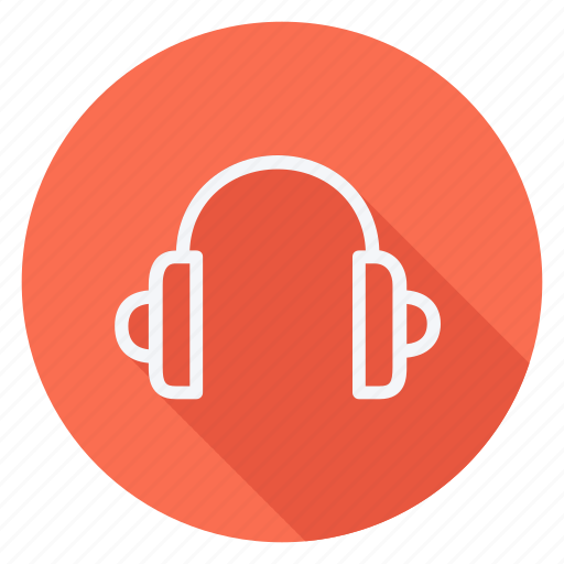 audio, headphones, media, multimedia, music, photography, video icon