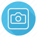 audio, camera, media, photo, photography, picture, video icon