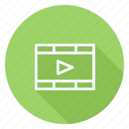 audio, film, media, multimedia, music, photography, video icon