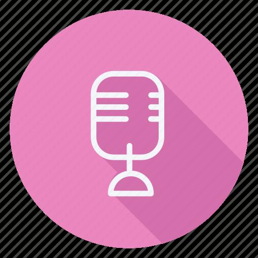 audio, mike, multimedia, music, speaker, video, volume icon