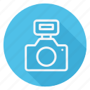 media, photography, multimedia, music, video, audio, camera icon