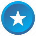 best, bookmark, favorite, important, mark, rate, star icon