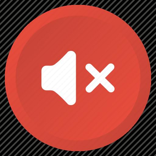 control, multimedia, music, mute, sound, speaker, volume icon