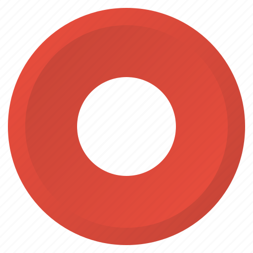 audio, control, multimedia, record, recorder, stop, video icon