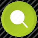 explore, find, locate, magnifier, search, view, zoom icon