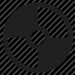 cd, copy, media icon