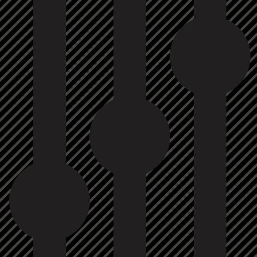 levels, media, sound, volume icon