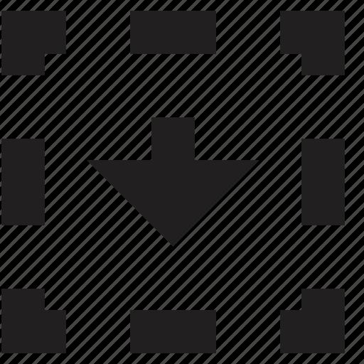 download, media icon