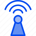 communication, network, signal, station, tower icon