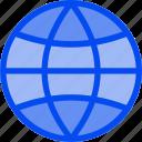 earth, globe, internet, network, world icon