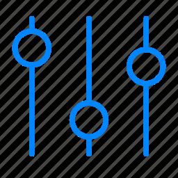 control, options, settings icon